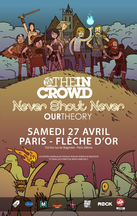 WATIC PARIS SHOW ARTWORK