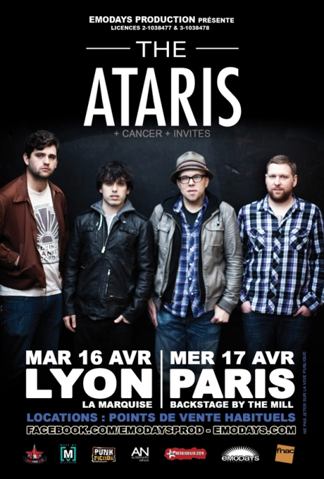 emd THE ATARIS Lyon16avr13 web