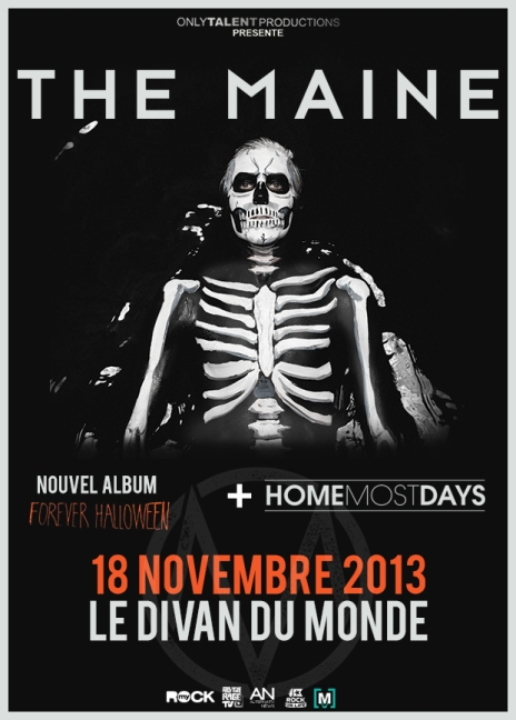 Flyer The Maine