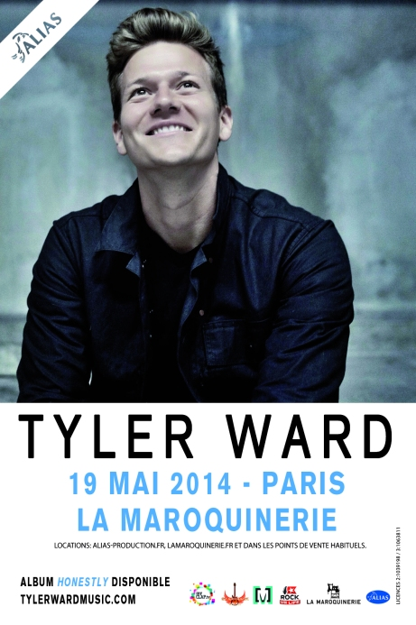 Tyler Ward Paris Artwork Maroquinerie V1