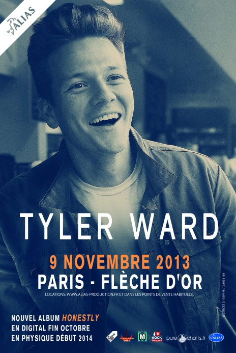 Tyler Ward Paris Artwork