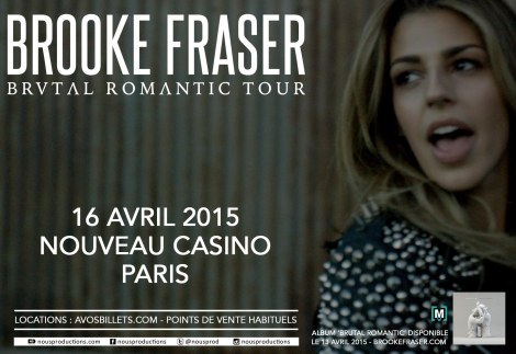 BROOKE FRASER_16.04.15_Paris