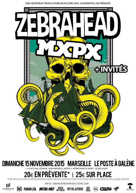 Zebrahead + MxPx