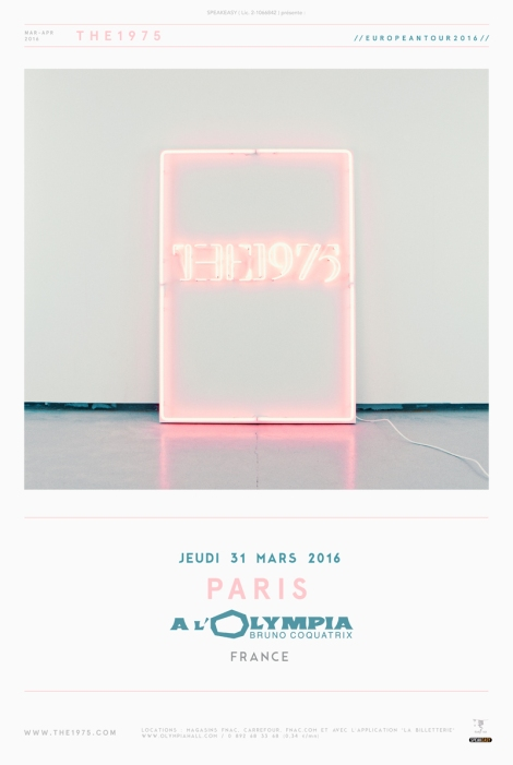 Affiche_THE1975-01